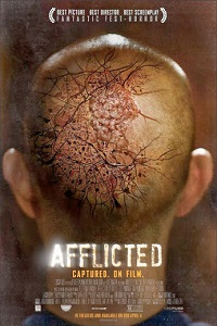 Poster Afflicted large